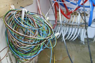 elektrické dráty