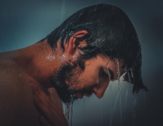 mokrý muž