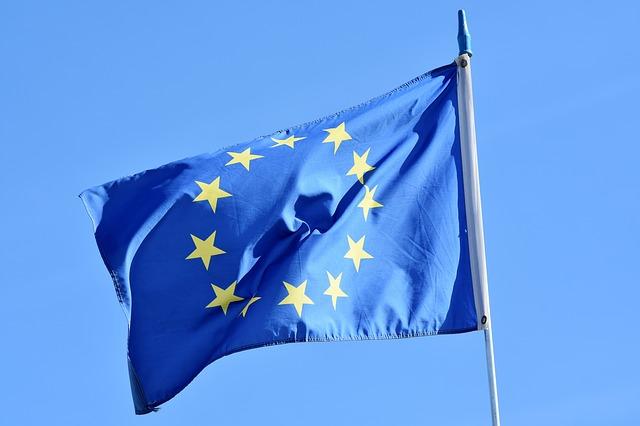 unie, vlajka